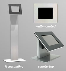 types_of_ipad_kiosks