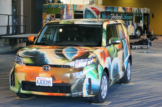 global_credit_union_vehicle_wrap