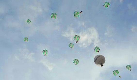garanti_bank_air_balloon_drop