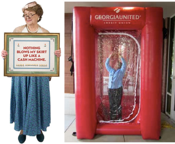 georgia_united_credit_union_aunt_sophie_cash_prize_booth_pos_standup