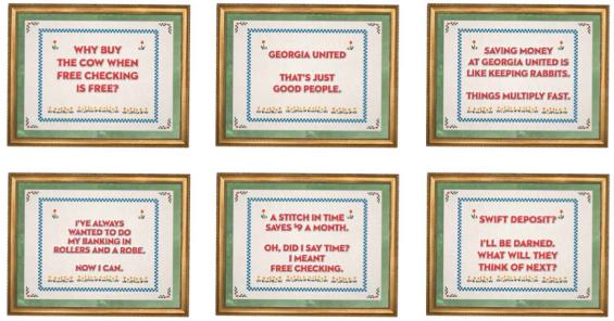 georgia_united_credit_union_aunt_sophie_signs