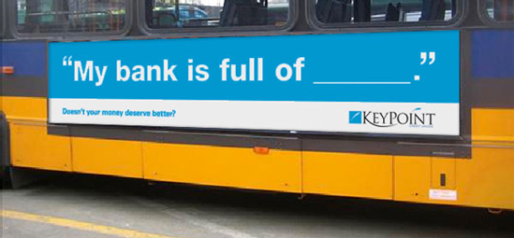 Ad Lab Banking Billboards Print Ads And Outdoor Galore