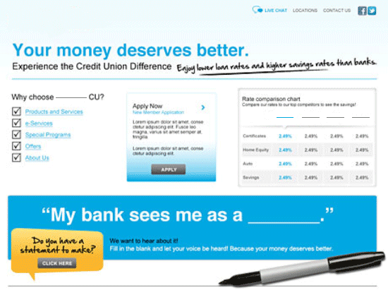 keypoint_credit_union_landing_page