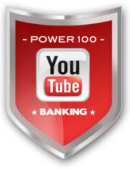 Top 100 Retail Financial Institutions On YouTube