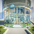 qatar_bank_branch_concept