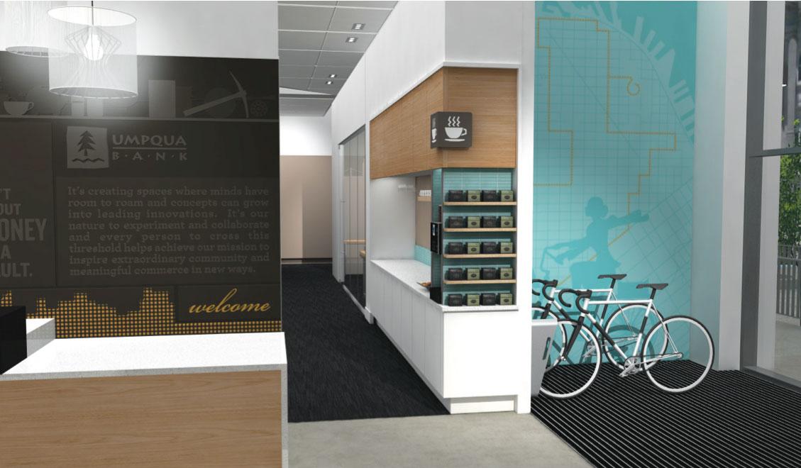 umpqua bank san francisco branch 7 bike station