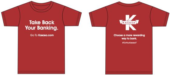 kasasa_checking_account_gas_giveaway_t_shirts