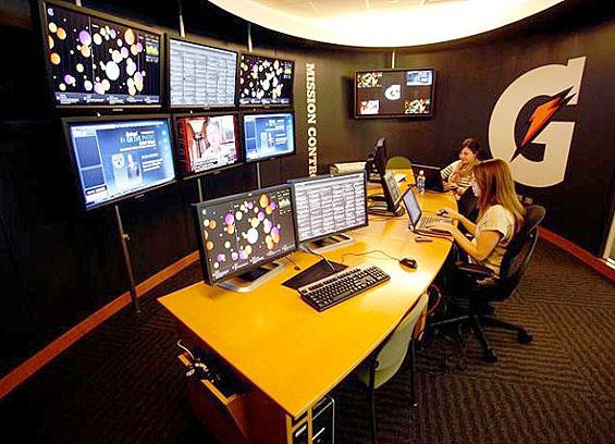 gatorade_social_media_command_center