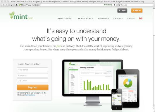 mint_website