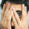 hiding_face