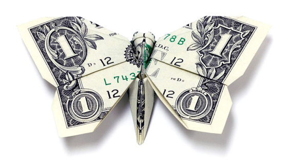 origami_money_butterfly