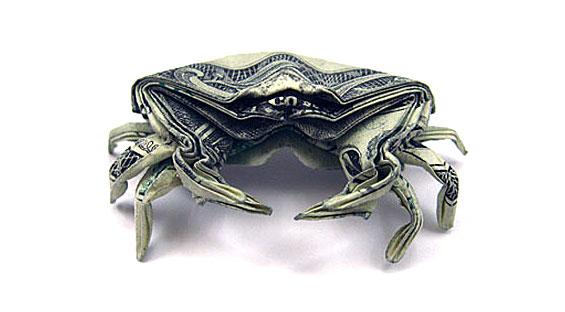 origami_money_crab