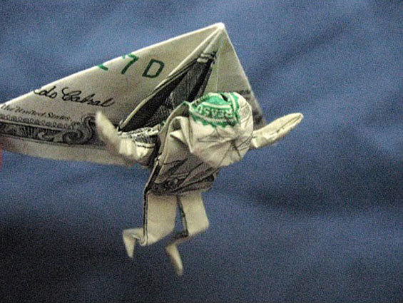 origami_money_hang_glider