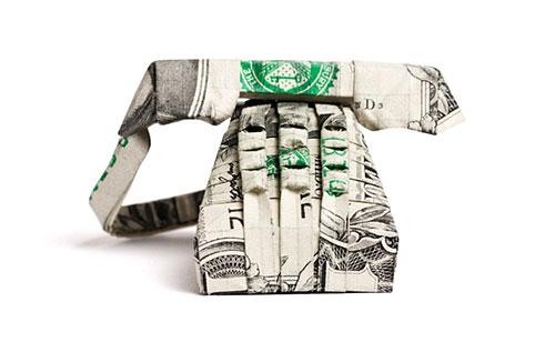 origami_money_telephone