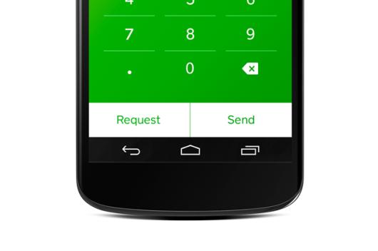 New Square Cash Mobile App
