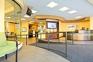 NIH branch lobby photo