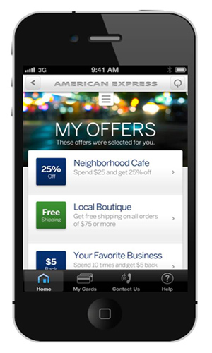 Amex my-offers