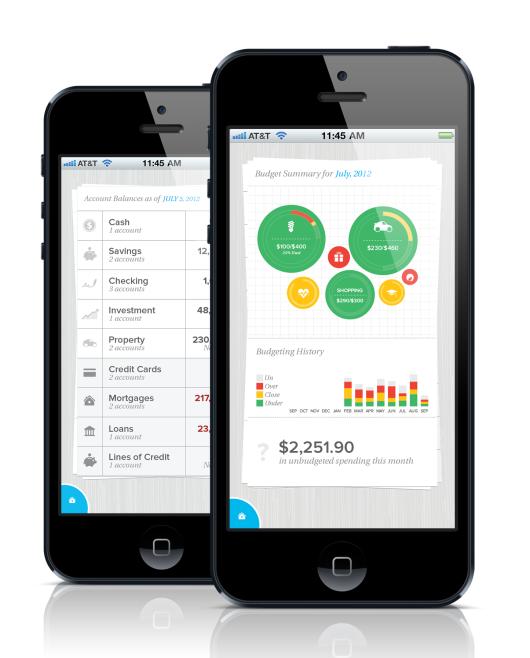 MoneyDesktop-iPhone