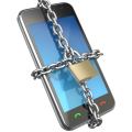 bigstock-Locked-phone-11727812