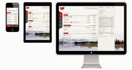 westpac responsive design