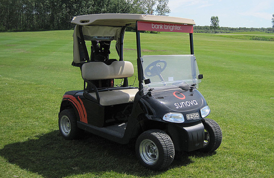 sunova_credit_union_golf_cart