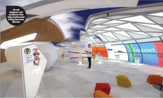 14 Branch Of The Future Designs