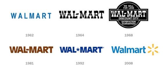 walmart_logos_evolution