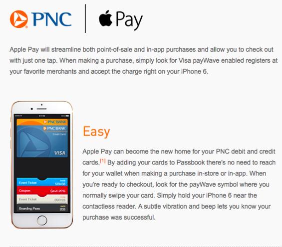 Big Banks Promote Apple Pay Partnership