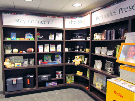 Pioneer Bank - The Shop