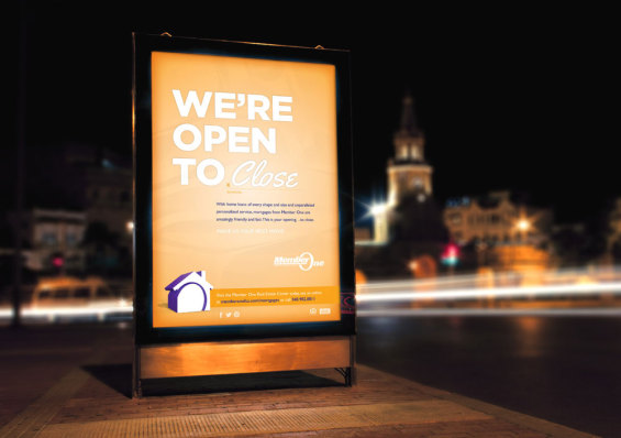 member_one_credit_union_outdoor_poster