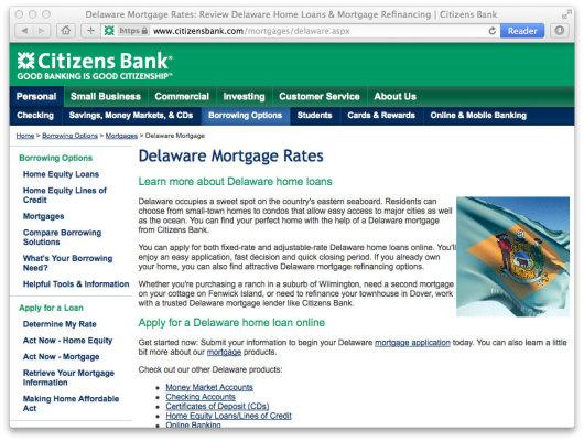 citizens_bank_delaware_mortgage