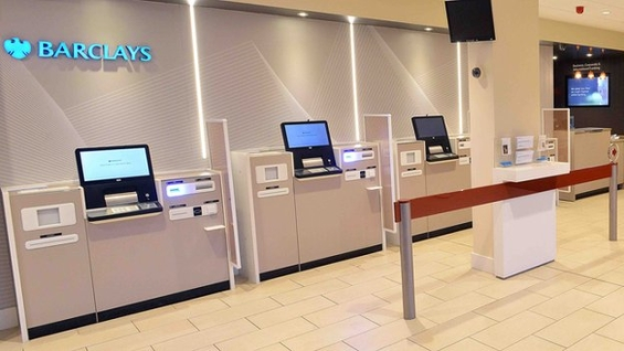 Barclays Self Service Branch