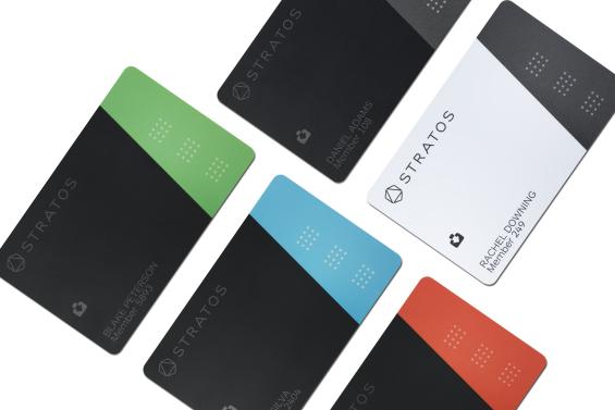 Stratos Card 1