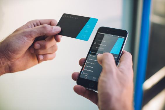 Stratos Card & App 2