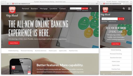 city_bank_website