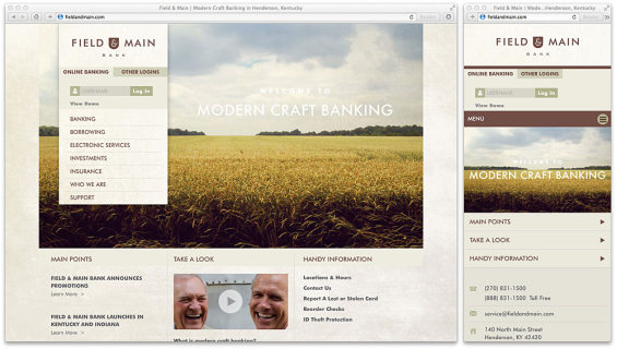 field_and_main_bank_website