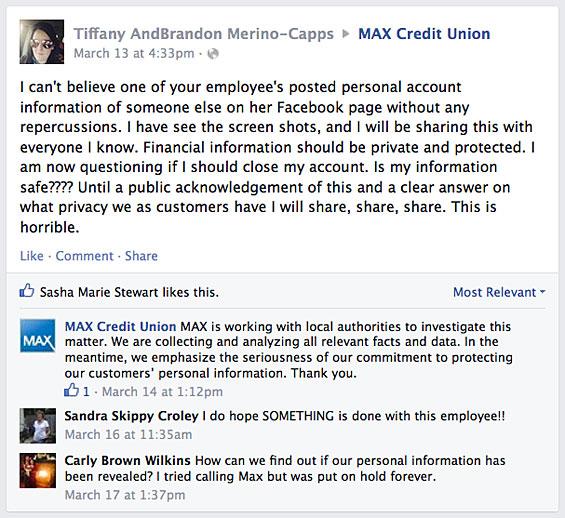 max_credit_union_privacy_breach