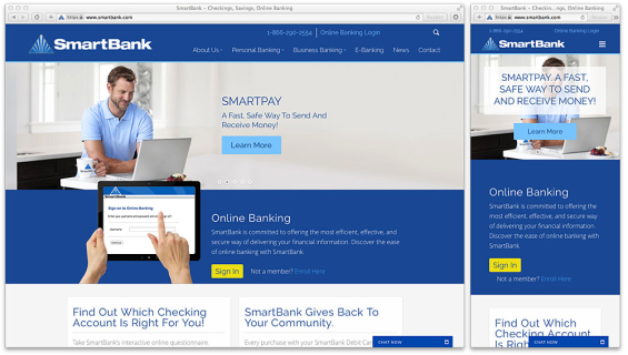 smartbank_website