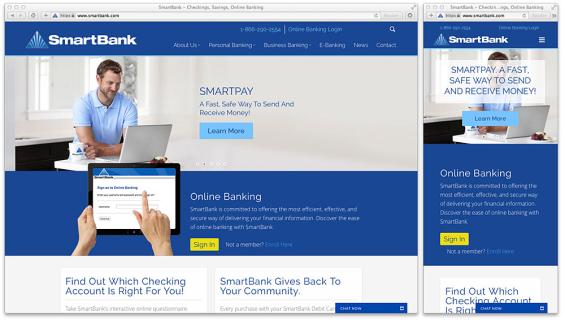 smartbank_website