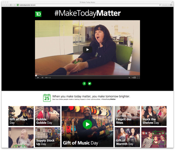 td_bank_make_today_matter_microsite