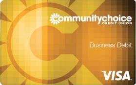 community_chioice_business_debit_card