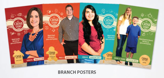 gesa_credit_union_branch_posters