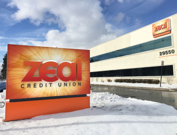 zeal_credit_union_sign