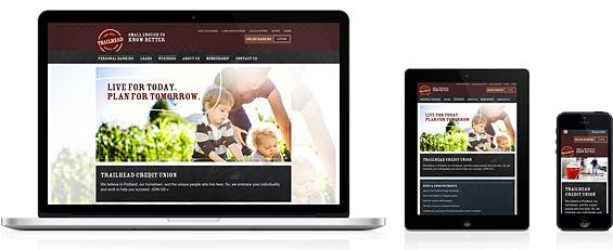 trailhead_credit_union_mobile_responsive_website