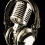 Retro-Microphone