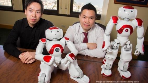 Sterling Bank Robots