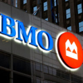 BMO logo on their headquarters in Toronto's downtown financial district.The Canadian Press Images-Mario Beauregard