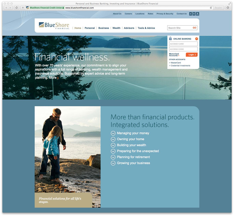 blueshore financial the financial brand
