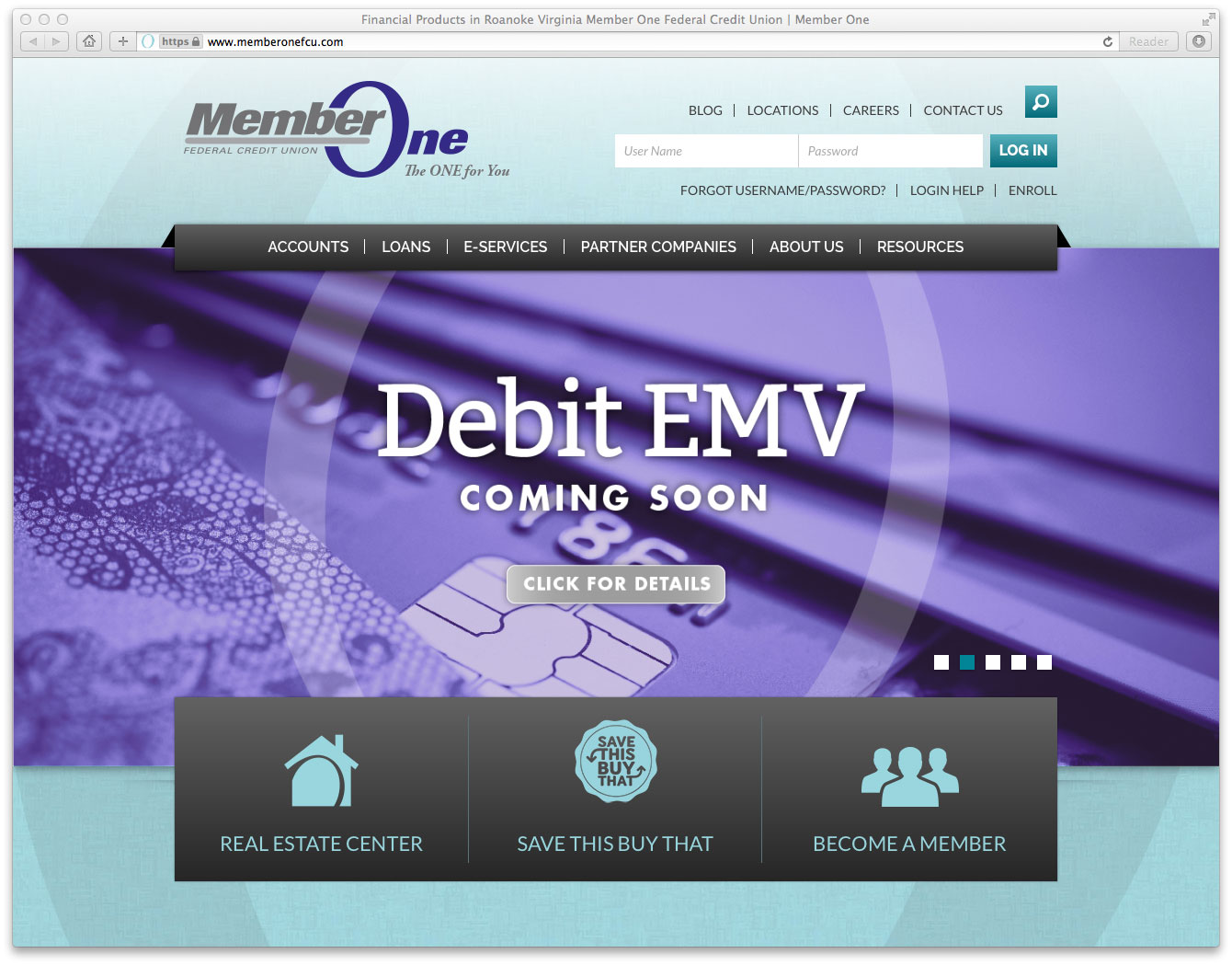 member one credit union the financial brand