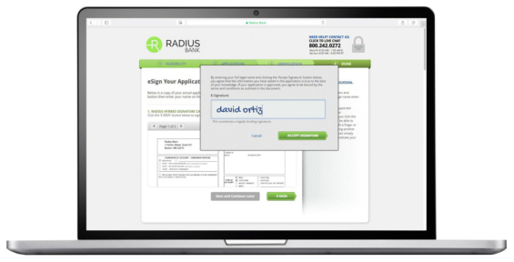 radius_bank_online_application